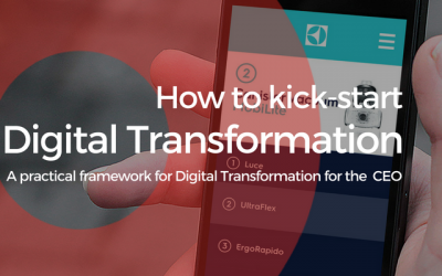 How to kick-start Digital Transformation