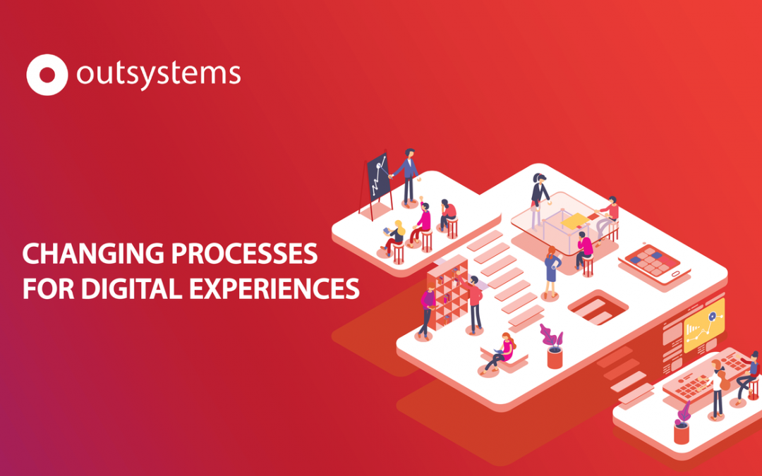 Changing Processes for Digital Experiences